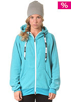 NIKITA Womens Rockwell Fleece Hooded Jacket caribbean