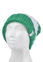 NIKITA Womens Snowbird Beanie mint/snow white