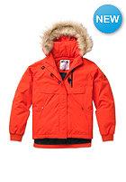 NIKITA Womens Tundra Jacket fiery red