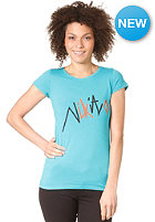 NIKITA Womens Zig-Zag S/S T-Shirt baltic