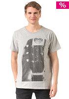 NITRO Americana S/S T-Shirt heather grey