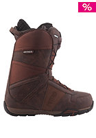 NITRO Anthem TLS 2013 Boots worn brown-chocol