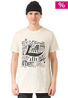 NITRO Authentic Logo S/S T-Shirt off white