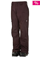 NITRO Decline Pant 13 coffee dobby
