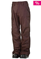 NITRO Distortion Pant 13 coffee twill