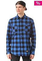 NITRO Doorgunner L/S Shirt blue/black buff.
