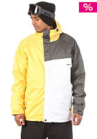 NITRO Funtime Jacket yellow/flint/white
