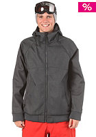 NITRO Fury Softshell Jacket flint