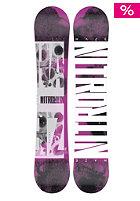 NITRO Haze Snowboard 149cm one colour