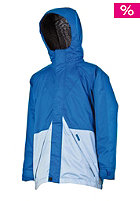 NITRO Kids Boys Abstract 2013 Jacket hero blue-lt blue