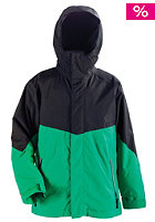 NITRO Kids Boys White Riot Jacket 2011 green/black