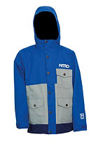 NITRO Kids Rockit Jacket blue-cloud-navy