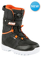 NITRO Kids Rover Qls Boot black
