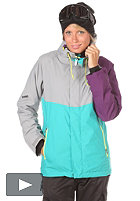 NITRO Limelight Jacket 2012 storm/turquoise/purple