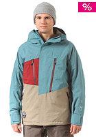 NITRO Rainier Snow Jacket storm/khaki/blood
