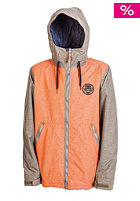 NITRO Revolution 2014 Snow Jacket dark army-orange