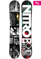 NITRO Road Warriors Haze 2013 Snowboard 156cm one colour
