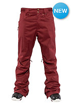NITRO Selkirk Pant blood red
