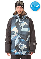 NITRO Squaw Jacket photo print. black (schwarze �rmel)