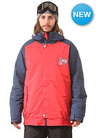 NITRO Squaw Jacket tomato/navy