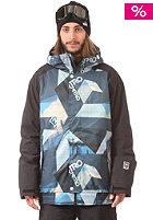 NITRO Squaw Snow Jacket photo print. black (schwarze �rmel)