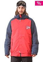 NITRO Squaw Snow Jacket tomato/navy