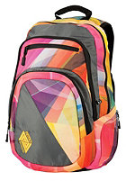 NITRO Stash Backpack abstract