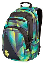 NITRO Stash Backpack geo green