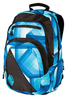 NITRO Stash Backpack geo ocean