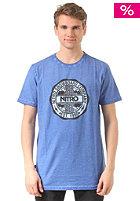 NITRO Twentyfive S/S T-Shirt oiled blue