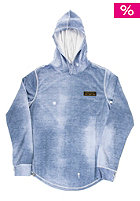 NITRO Uplands Hoody denim print