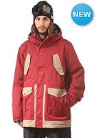 NITRO Wasatch Jacket blood red/khaki