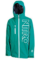 NITRO White Riot Jacket green