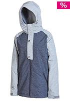 NITRO Womens Blue Monday 2014 Snow Jacket flint heather-clo