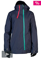 NITRO Womens Blue Monday Jacket 2012 ink