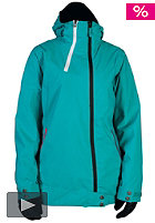 NITRO Womens Blue Monday Jacket 2012 turquoise