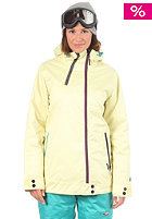 NITRO Womens Blue Monday Jacket lemonade