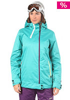 NITRO Womens Blue Monday Jacket turquoise