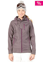 NITRO Womens Chelsea Shoftshell Jacket 2013 COLD METAL