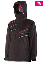 NITRO Womens Cinema Jacket 13 black dobby