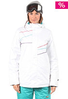 NITRO Womens Cinema Jacket white