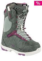 NITRO Womens Crown TLS Boot slate grey-purple
