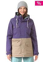NITRO Womens Cypress Snow Jacket purple/khaki