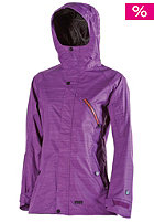 NITRO Womens Elixer Jacket 13 purple recycled p
