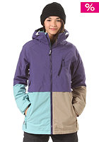 NITRO Womens Heavenly Snow Jacket purple/seafoam/kh