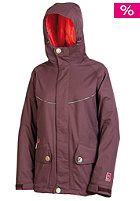NITRO Womens Limelight Snow Jacket coffee