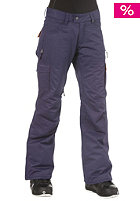 NITRO Womens Masque Pant 2012 ink slub twill