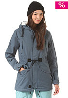 NITRO Womens Molina Snow Jacket grey-blue