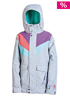 NITRO Womens Perfect Kiss 2014 Jacket cloud-purple-welo