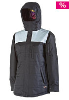 NITRO Womens Perfect Kiss Snow Jacket 13 black twill-whit